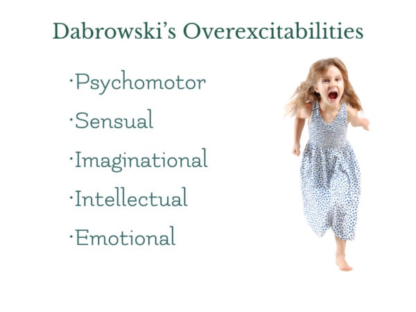 Who was Dabrowski and What are Overexcitabilities?