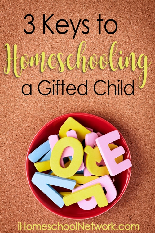 Welcome to Wonderland: 3 Keys to Homeschooling a Gifted Child