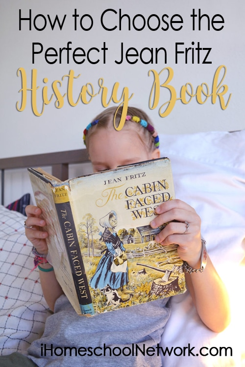 How to Choose the Perfect Jean Fritz History Book