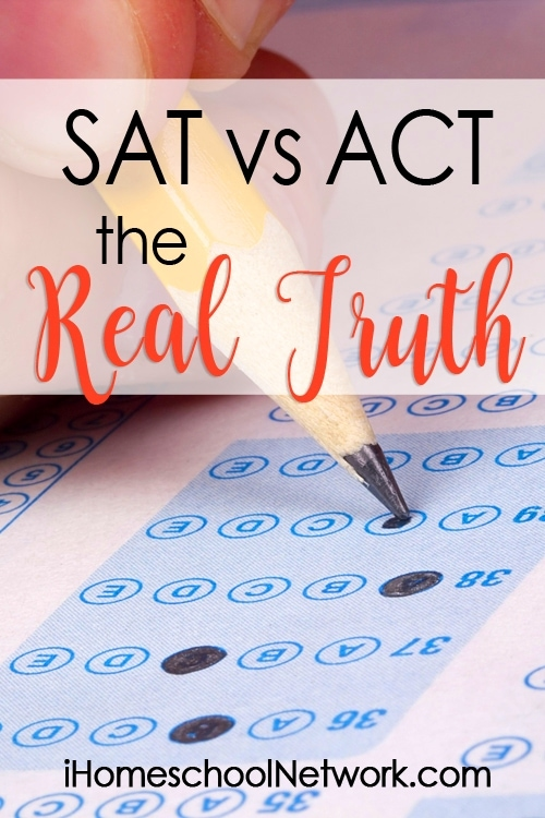 SAT vs ACT: The Real Truth