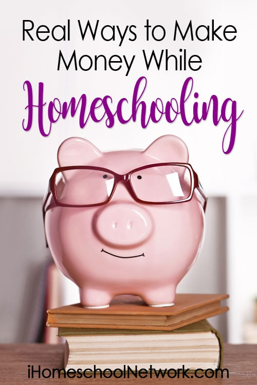 Looking for ways to make money while homeschooling? Here are some important tips from a life-long entrepreneur and homeschool mom.