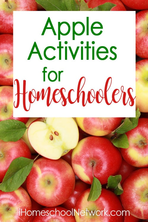 Fall & back to school have one thing in common: apples. This popular school theme inspires everyday learning. Here are some of my favorite apple activities.