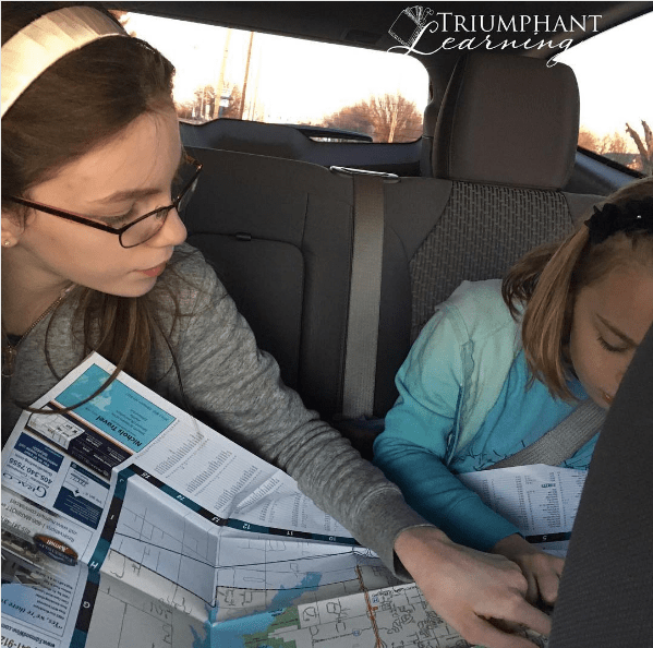 How the Habit of Observation Enhances Your Child's Homeschool Geography Studies
