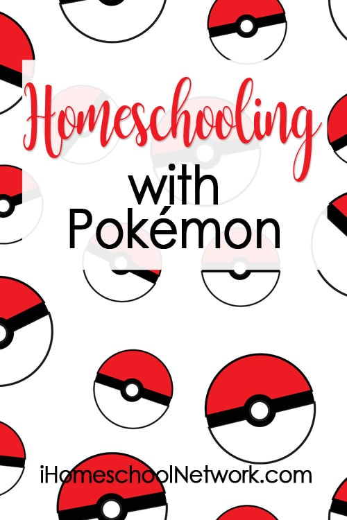 If your kids are interested in Pokémon, be excited! You will be amazed at the ways you can capitalize on their interest by homeschooling with Pokémon.