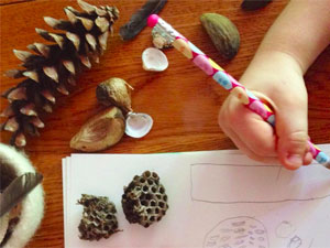 Easy Autumn Nature Crafts Your Active Homeschooler Will Love