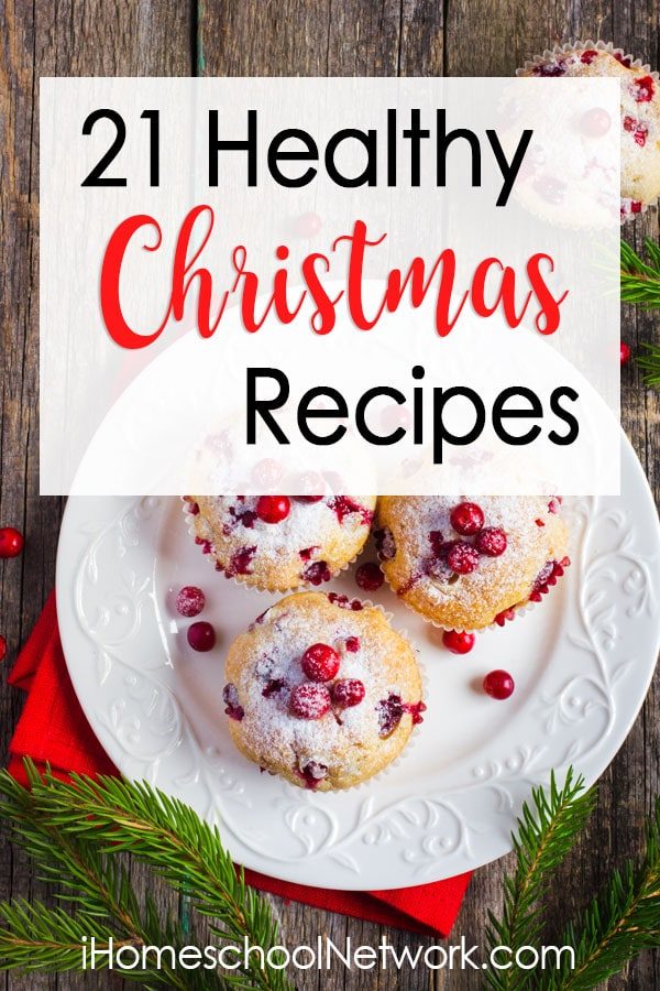 21 Healthy Christmas Recipes