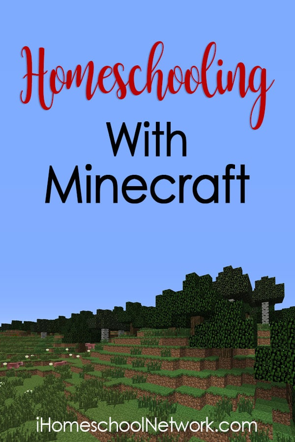 Homeschooling With Minecraft - Easy ways to make learning fun!