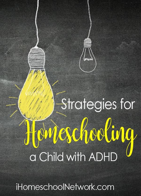 Strategies for Homeschooling a Child with ADHD