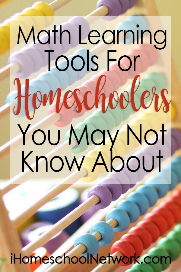 Math Learning Tools For Homeschoolers You May Not Know About