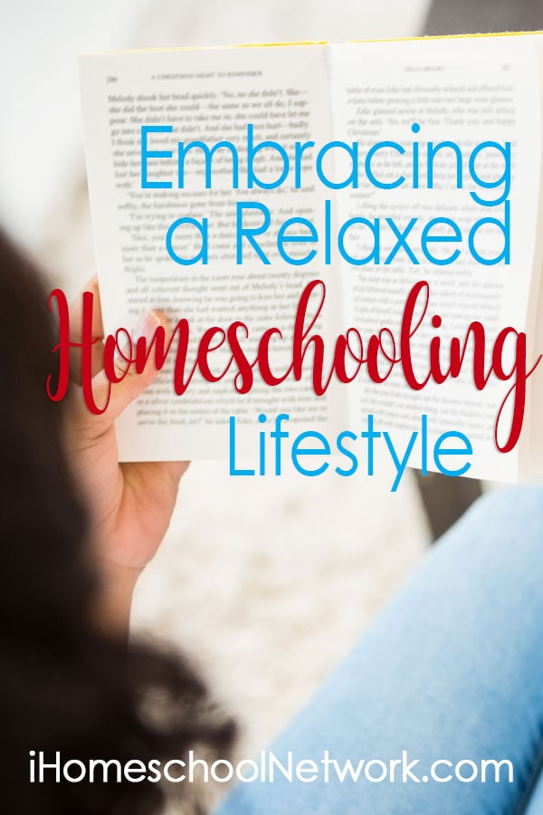 Embracing a Relaxed Homeschooling Lifestyle