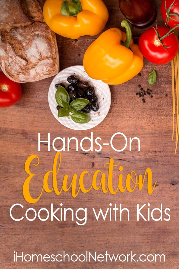 Hands-On Education: Cooking with Kids