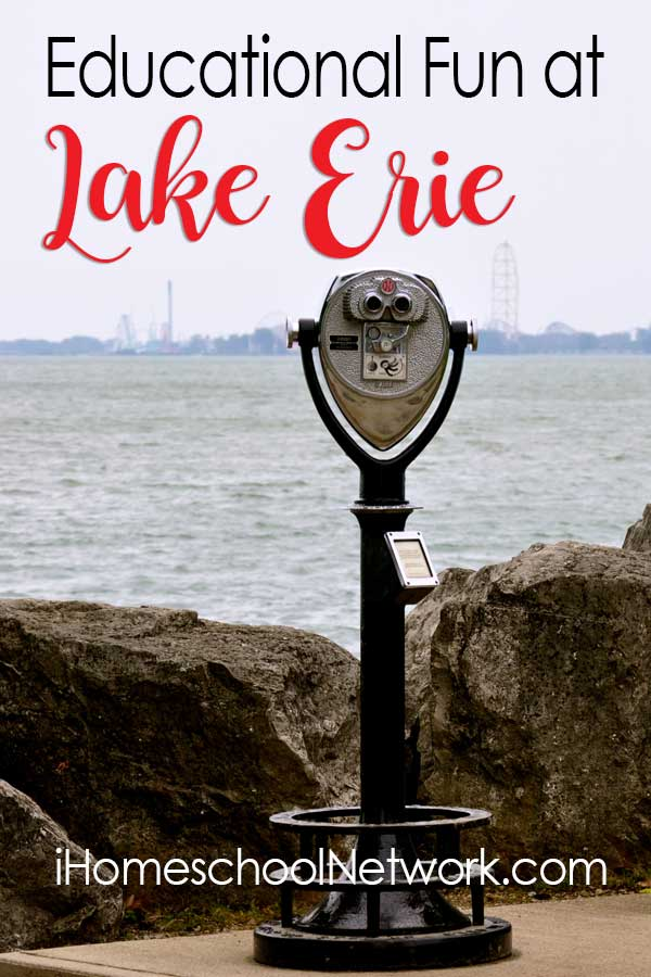 Educational Fun at Lake Erie