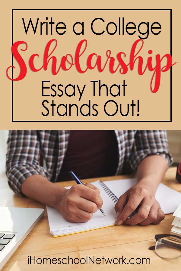 Write a College Scholarship Essay That Stands Out!