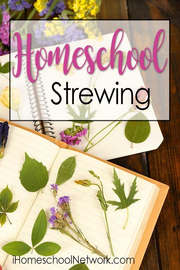 Homeschool Strewing