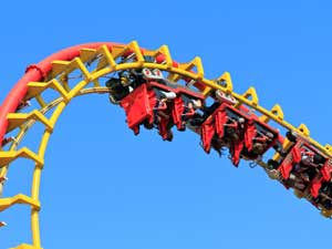 Expect a Roller Coaster Homeschool Year
