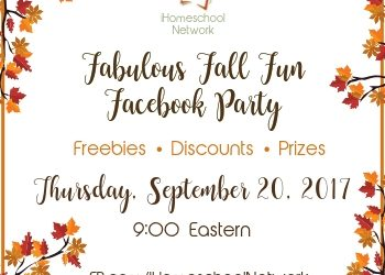 Fabulous Fall Fun Facebook Party