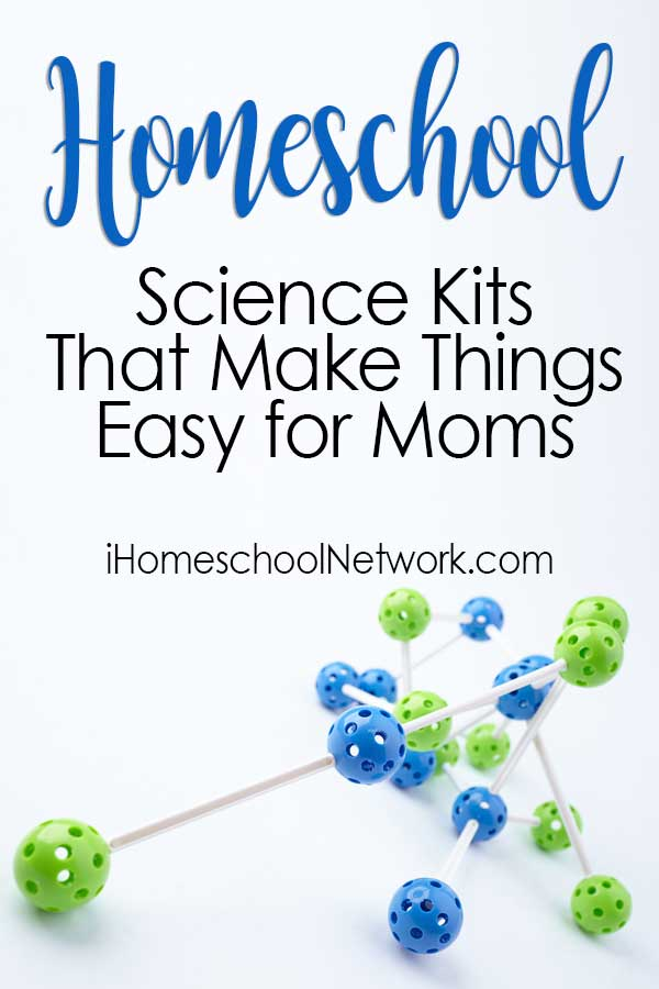 Homeschool Science Kits That Make Things Easy for Moms
