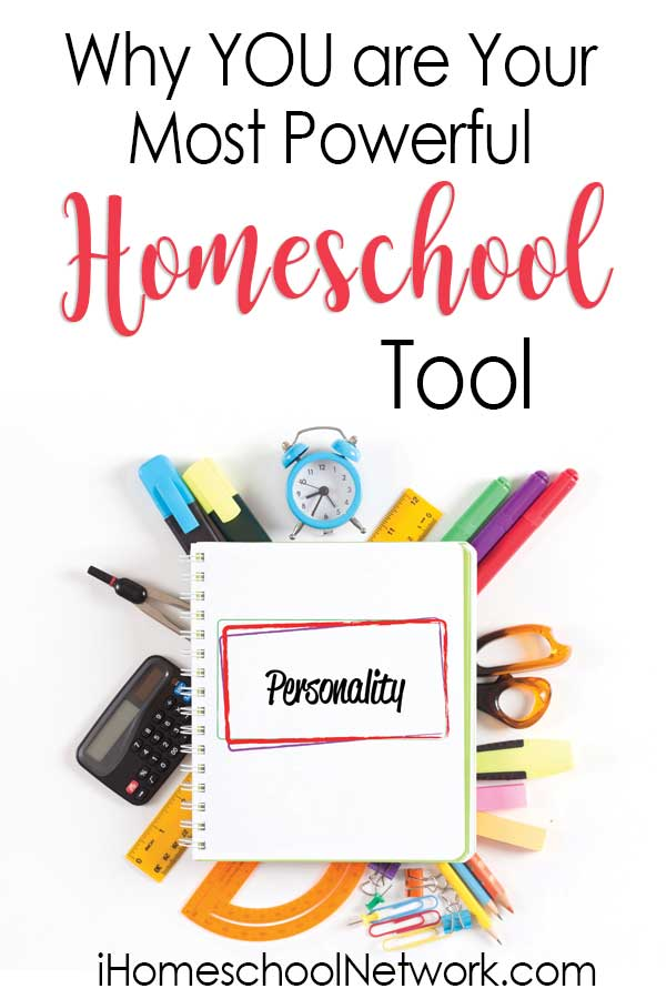 Why YOU are Your Most Powerful Homeschool Tool