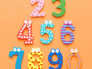 Nail Preschool Math Without a Curriculum