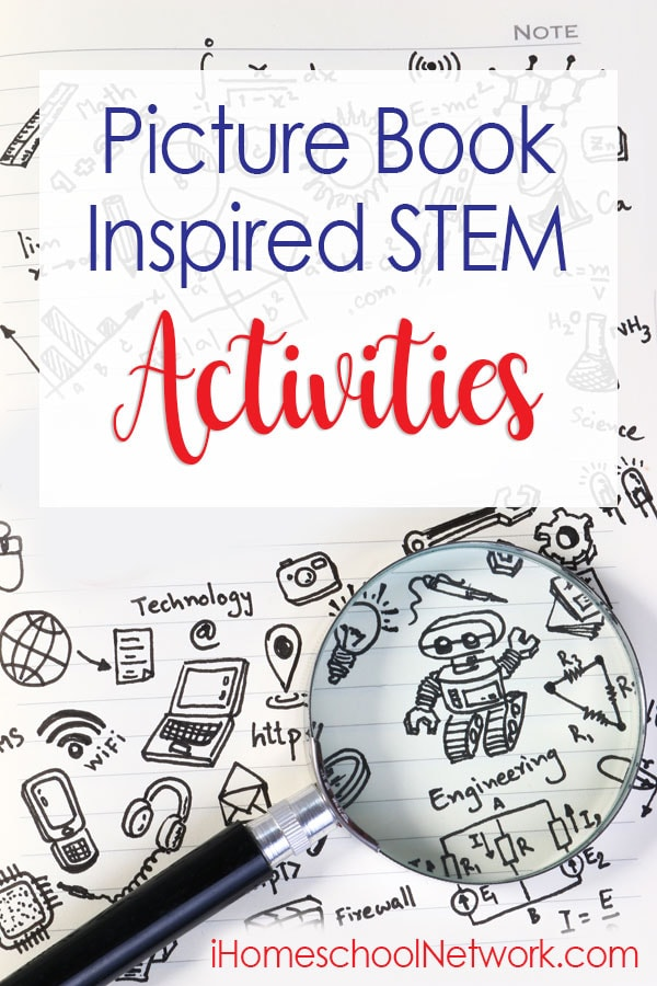 Picture Book Inspired STEM Activities