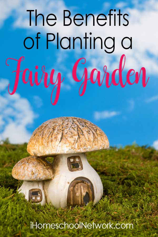 The Benefits of Planting a Fairy Garden