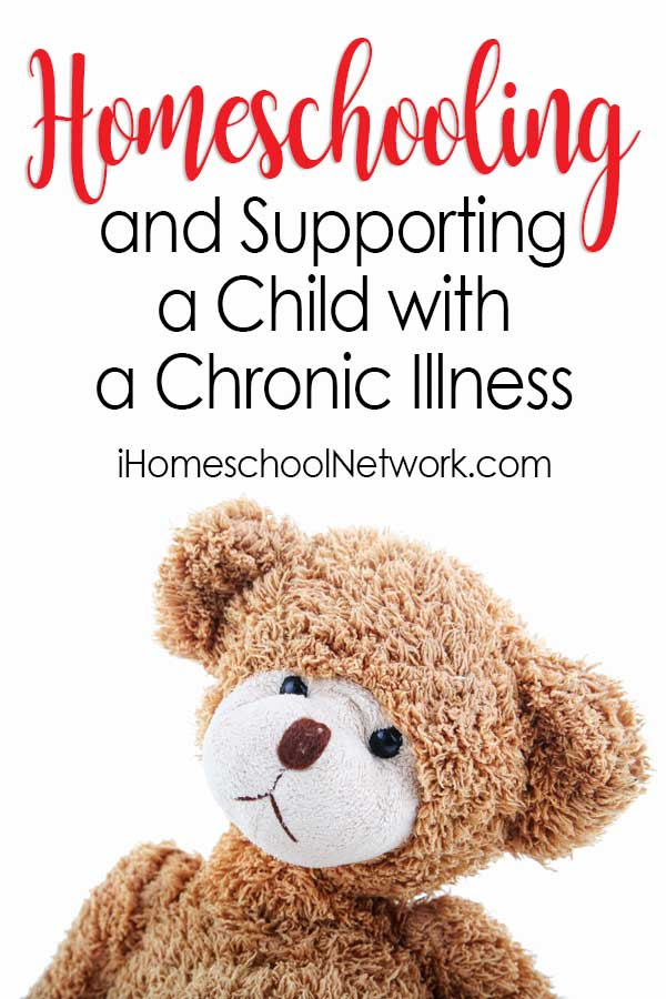 Homeschooling and Supporting a Child with a Chronic Illness
