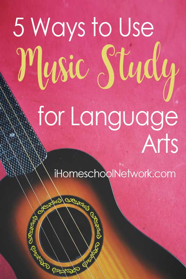 5 Ways to Use Music Study for Language Arts