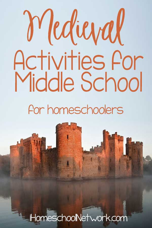 Medieval Activities for Middle School