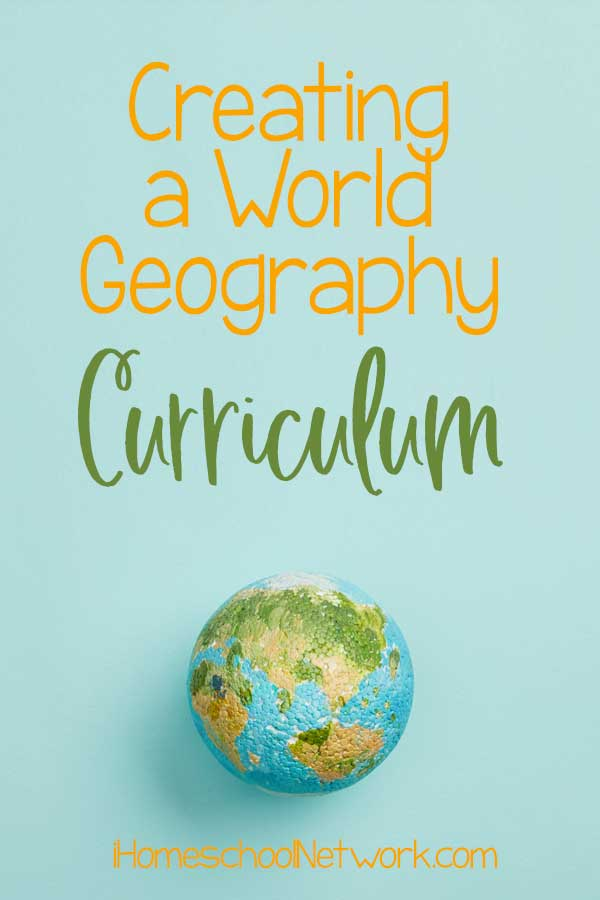 Creating a World Geography Curriculum