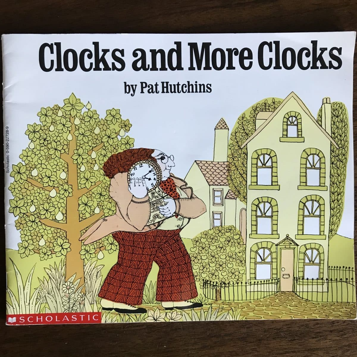 Clocks and More Clocks Picture Book to Teach Math