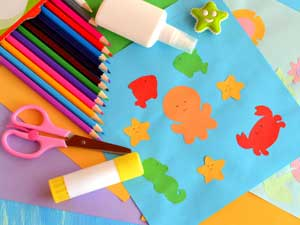 Stress-Free Preschool Crafts