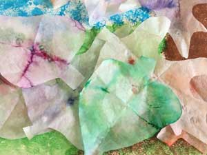Fall Leaf Art and Science Project for Homeschoolers