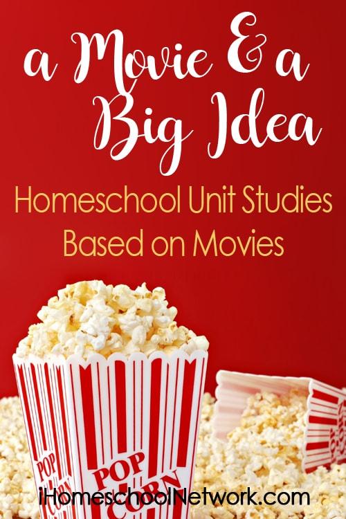 Movie & a Big Idea   Summer Fun Edition   iHomeschool Network #ihsnet